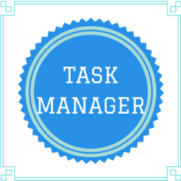 Task Manager (Advanced) - Product Logo
