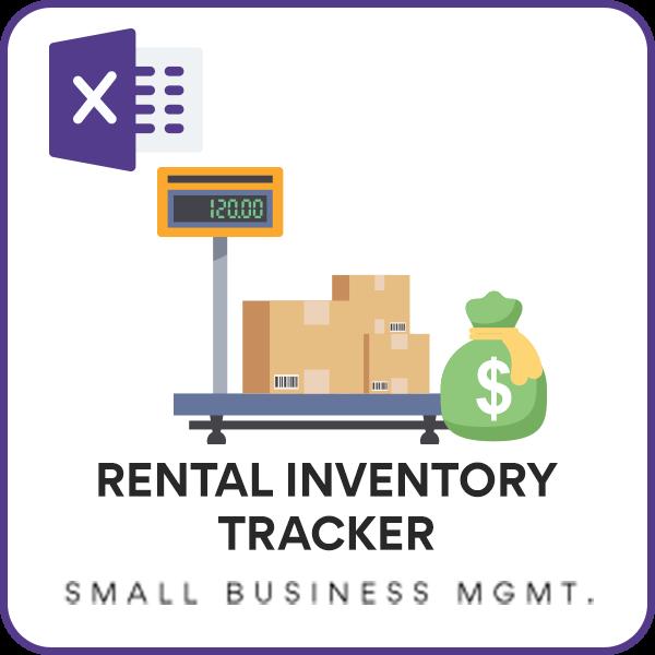 Rental Inventory Tracker
