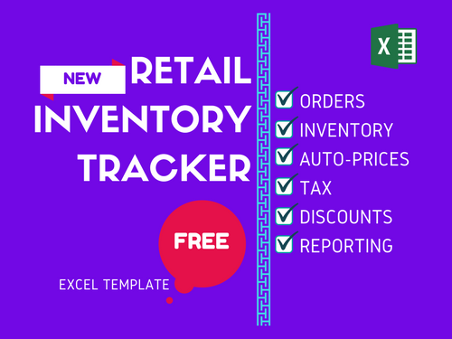 Retail Inventory Tracker Free Inventory Stock Management Excel - Free download tax invoice format in excel top 10 women's online clothing stores
