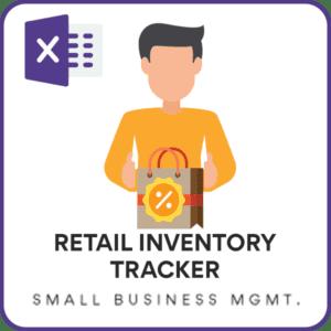 Retail Inventory Tracker