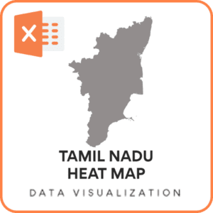 Tamilnadu Heat Map