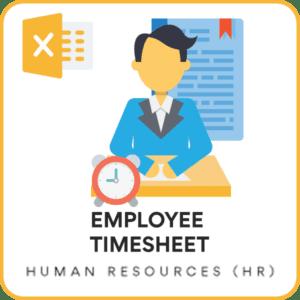Employee Timesheet Exclel Template