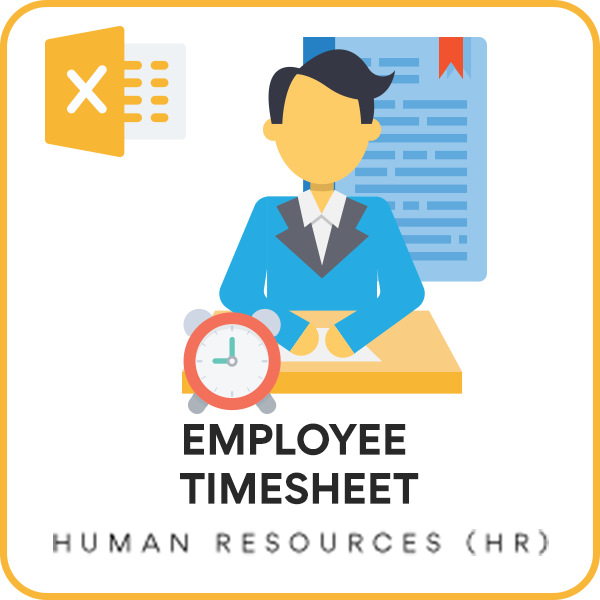 Employee Timesheet Exclel Template